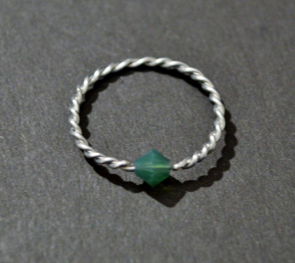 Silver rings (6/6)