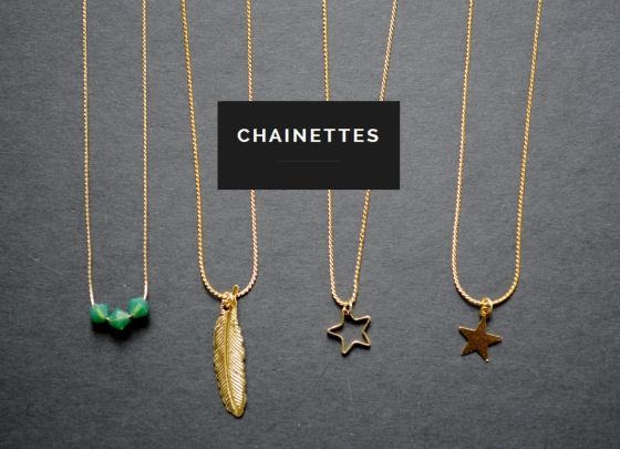 CHAINETTES